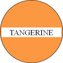 Tangerine stain 3789 from £7.49